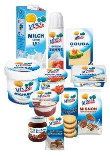 Minus L producten zijn lactosevrij. Oa verkrijgbaar bij Hoogvliet
