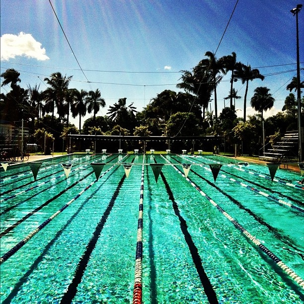 Why FNQ Rocks: glorious outdoor pools if you don't fancy ocean dips with crocodiles