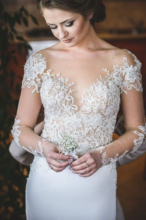 Suknie - Suknia Ślubna Milla Nova 2017- model Vanessa (rozmiar 34/36) - 2 400,00zł