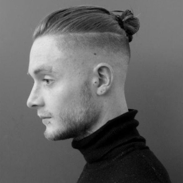 Remarkable 1000 Ideas About Man Bun Undercut On Pinterest Long Undercut Hairstyles For Men Maxibearus