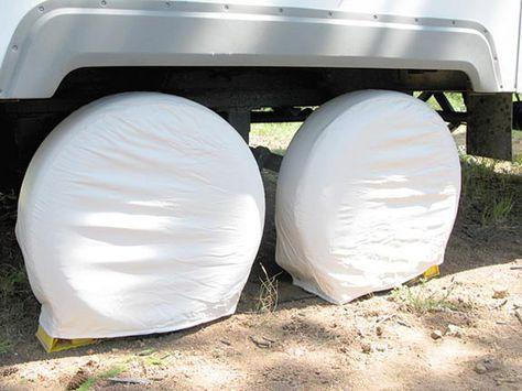 RV tire covers are necessary