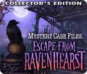 A new game every day!  No matter which game you like: puzzle, hidden object, adventure, strategy, action, or many other genres, Big Fish Games will propose a new game every day. Mystery Case Files®: Escape from Ravenhearst™ Collector's Edition is the prize for this contest. All you have to do till august 16, is to fill as many entries in the form rafflecopter below.