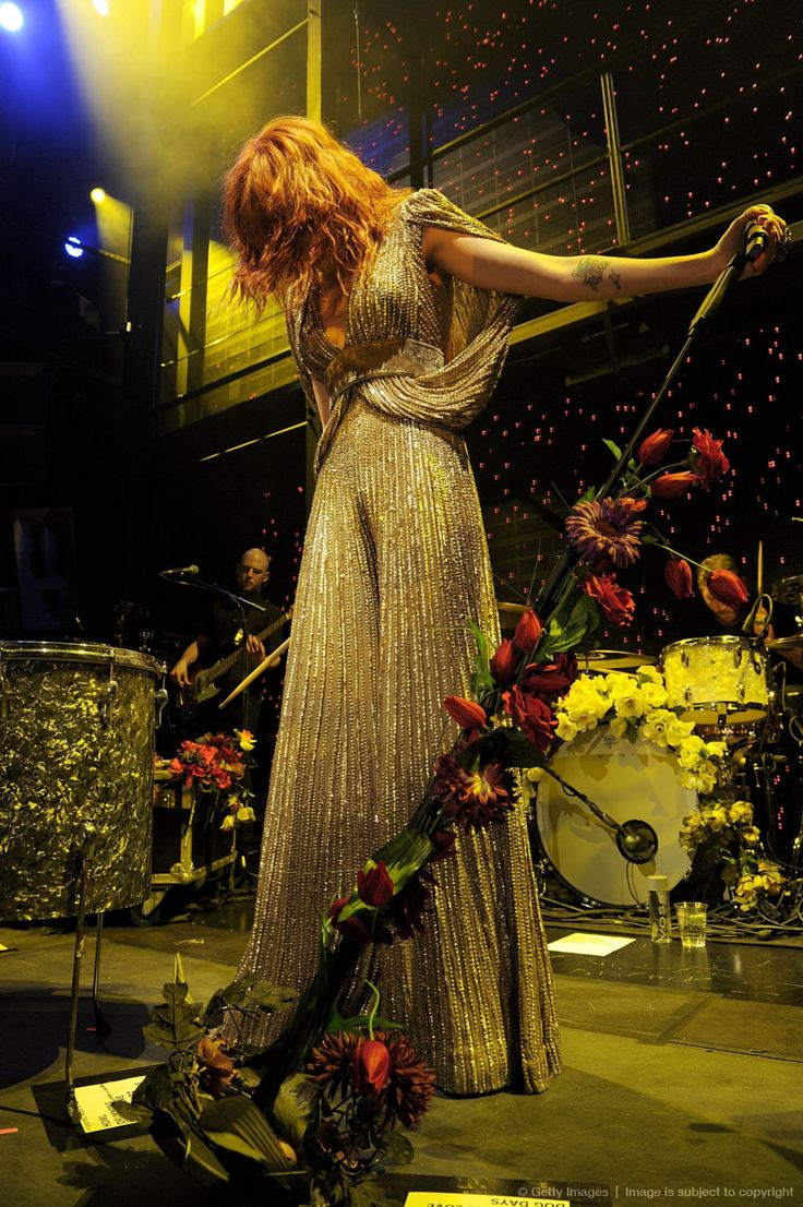 Florence and the Machine - à la Stevie Nicks style