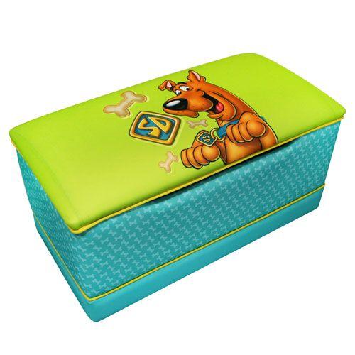 Scooby Doo Toy Box - gimmie gimmie gimmie