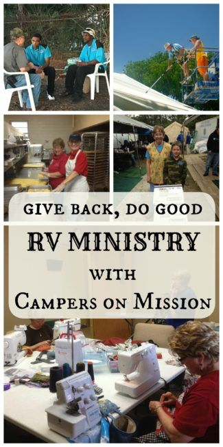 Looking For Ways To Give Back And Do Good While On The Road Then Check