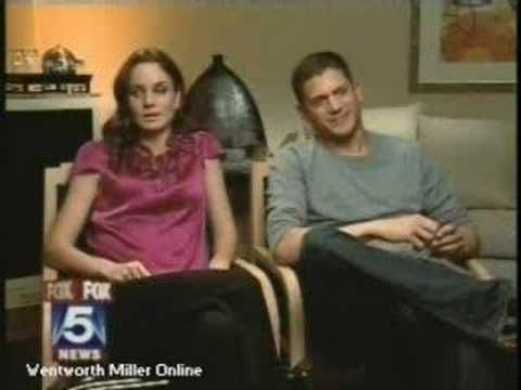 WENTWORTH MILLER FOX NEWS PB CAST SO2 INTERVIEW LIVE 2006