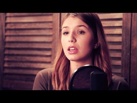 Hello - Adele (Nicole Cross Official Cover Video) - YouTube   Best cover yet!!