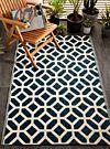 Chic geometric outdoor rug 120 x 180cm | Simons Maison | Doormats & Outdoor Rugs online | Simons