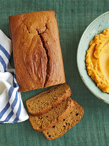 Leftover mashed sweet potatoes get a new life in this quick bread recipe. It's a perfect treat for the days following #Thanksgiving! http://www.parents.com/recipe/sweet-potato-quick-bread/?socsrc=pmmpin110712fSweetPotatoBread