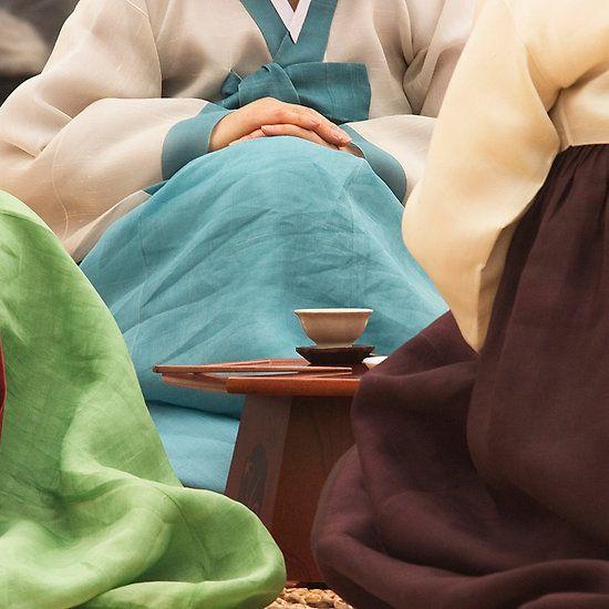 Korean Tea Ceremony - Busan, Korea