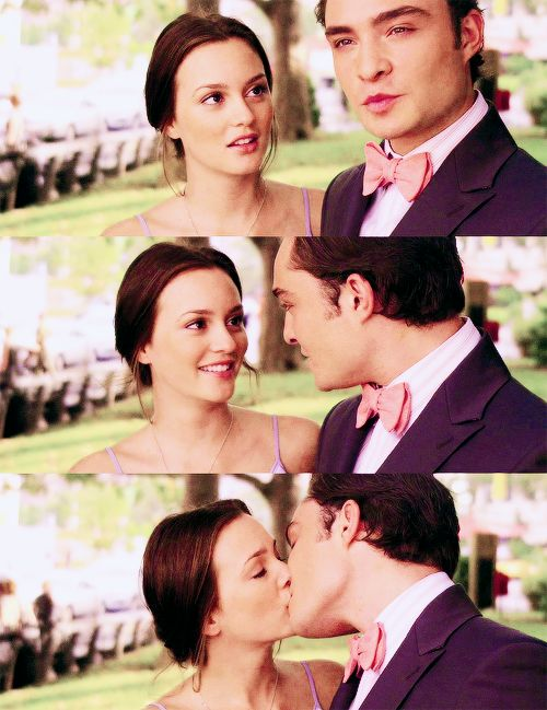 Chuck and Blair are goals