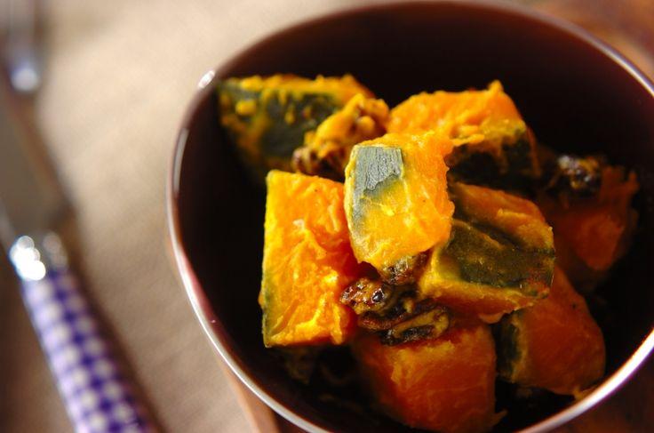 カボチャのヨーグルトサラダ【E・レシピ】料理のプロが作る簡単レシピ/2015.11.30公開のレシピです。