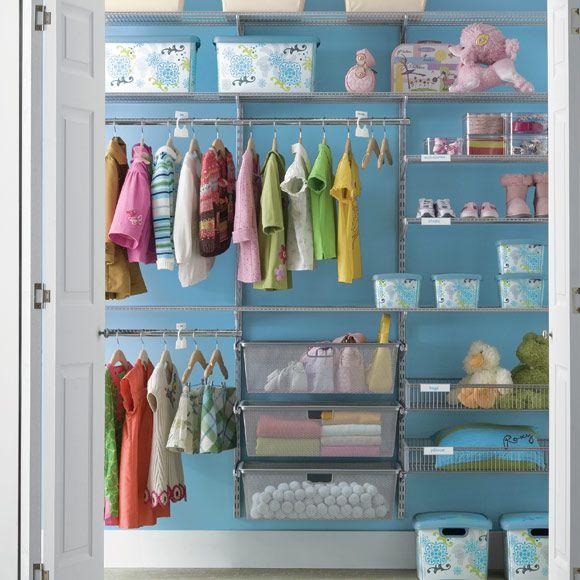 Cutest Closet!