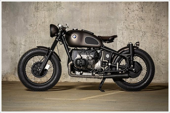 '83 BMW R80 - ER Motorcycles #boxer #twin
