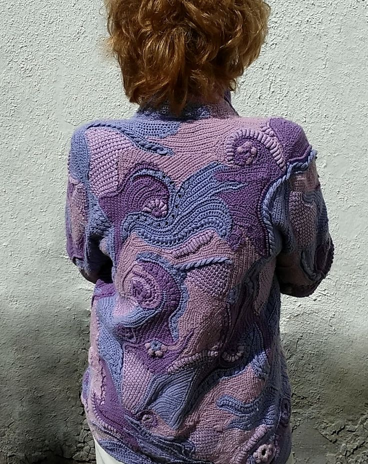 557 best Free Forms images on Pinterest   Freeform crochet, Knit ...