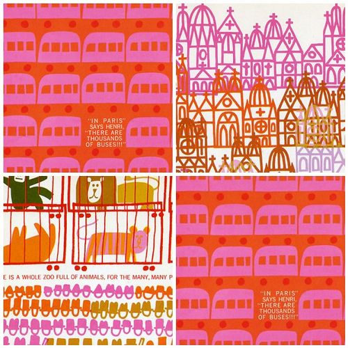 Henry's Walk to Paris Favs - Saul Bass by All Things Bright, via Flickr