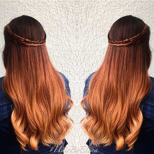 719 Best Images About Colorful Hair Extensions& Hair