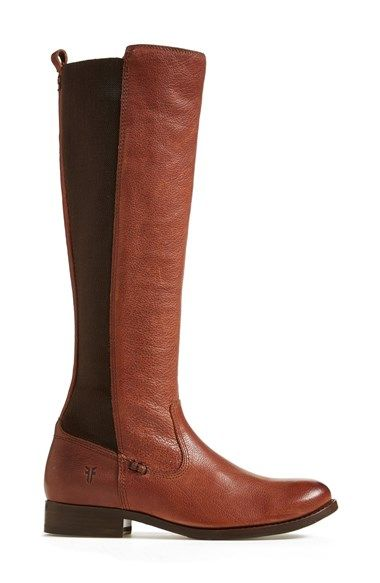 Frye 'Molly' Gore Leather Boot (Women) | Nordstrom