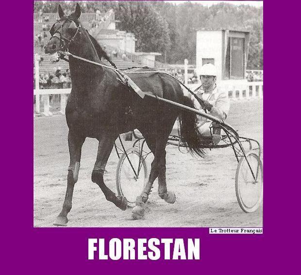Florestan, le fils de Star's Pride et de Roquépine, est devenu un fameux étalon, à qui l'on doit notamment : Opus Dei, Passionnant, Peccadille, Podosis, Pythagoras, Québir de Chenu, Quito de Talonay…
