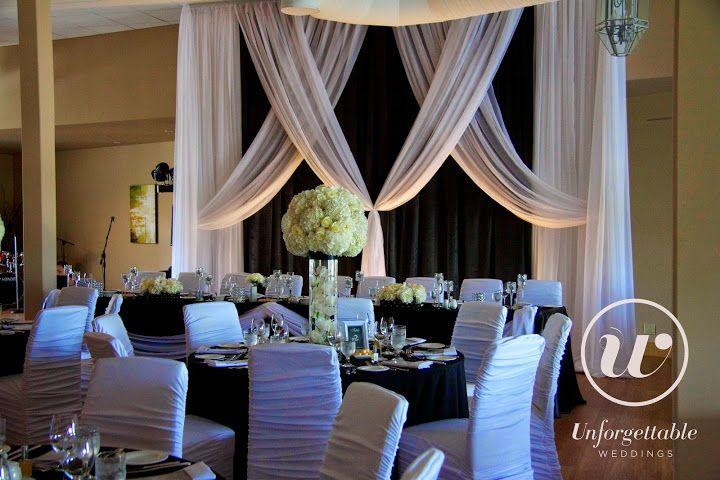 Unforgettable Weddings Sudbury Ontario Wedding Decor, Party Decor, Special Event Decor  Backdrop #weddingdecor #wedding #decor #backdrop