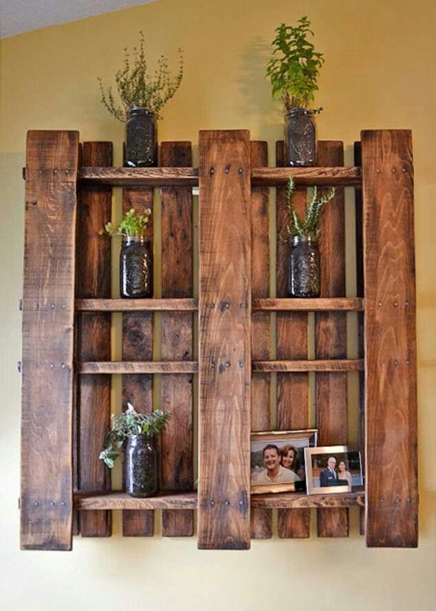 More pallet ideas