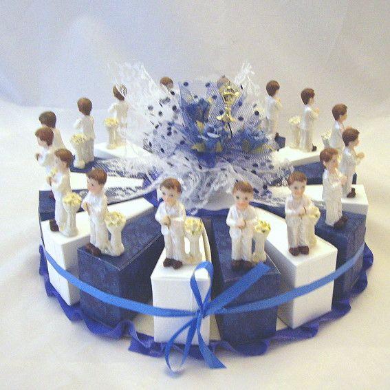 avec 16 boites Un baptême, une communion, un mariage, déco de ...