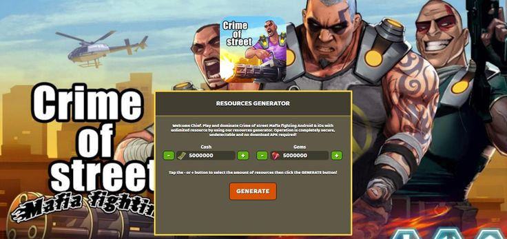 - Unlimited Cash - Unlimited Gems  Crime of street Mafia fighting Hack Cheats:  http://resources-generator.online/crime-of-street-mafia-fighting.html