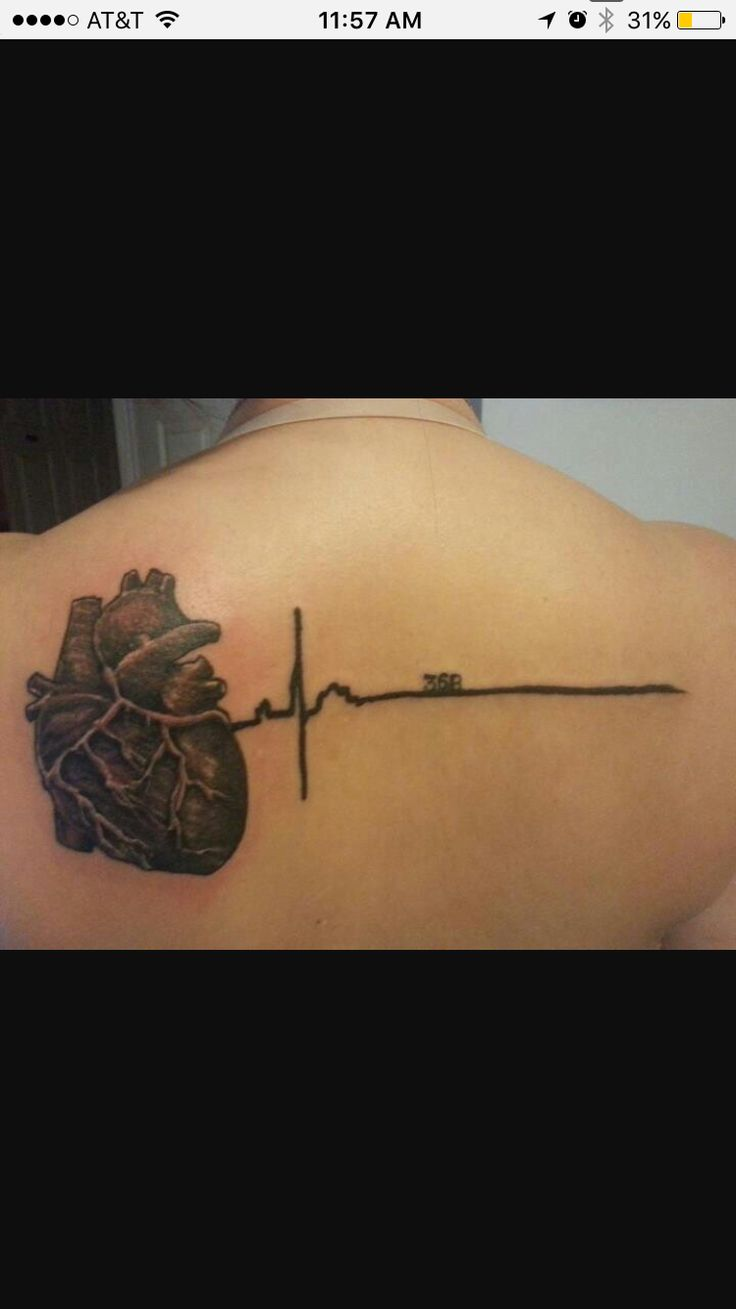 25 trending ekg tattoo ideas on pinterest heartbeat tattoos heart beat and nurse tattoos. Black Bedroom Furniture Sets. Home Design Ideas