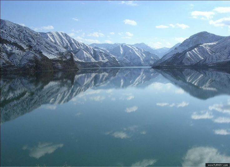 Turkey, ERZURUM, TORTUM LAKE