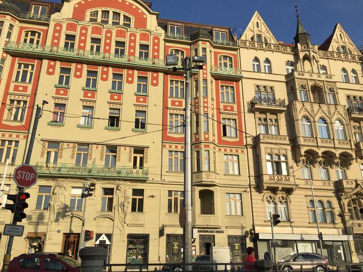 Historic Prague