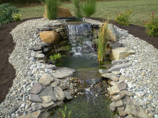 Outdoor Garden Pebbles
