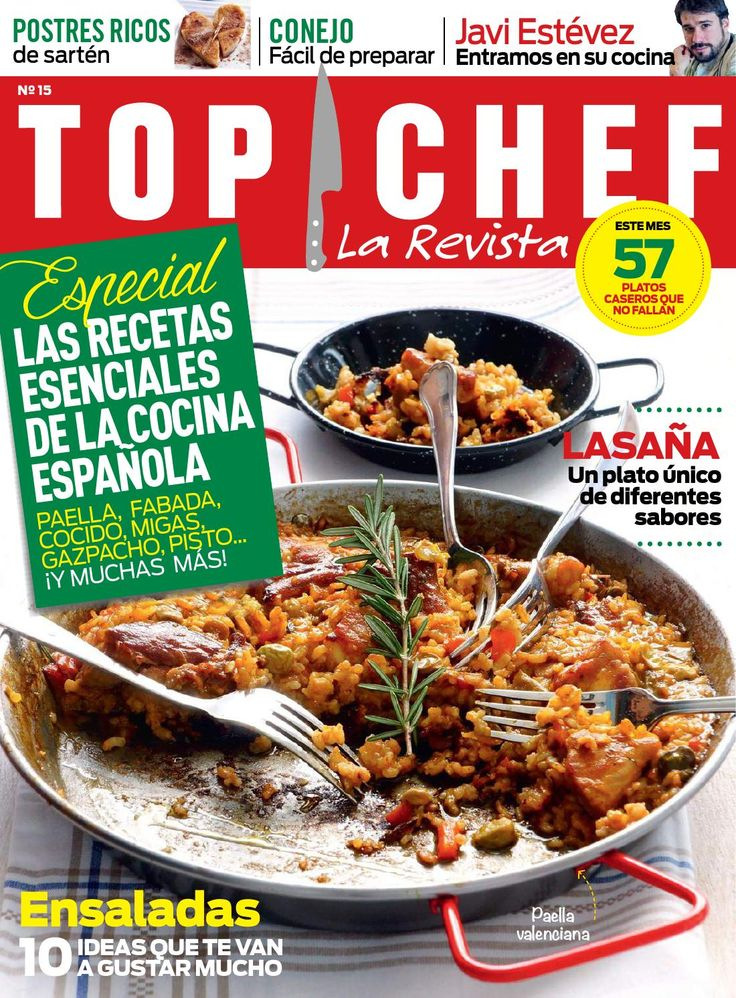 120 best magazines images on pinterest magazine journals and top chef abril 2015 thermomixmagazineschefstoprecipe fandeluxe Images