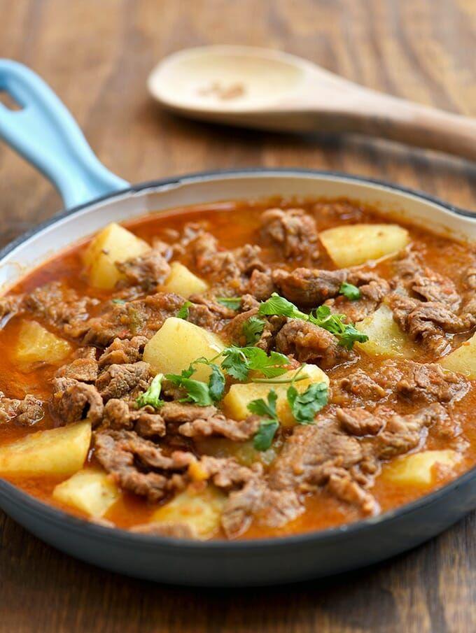 Carne Guisada Recipe Mexican Food Recipes Authentic Guisada Recipe Mexican Food Recipes