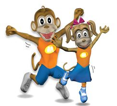 Monkeynastix Qatar | Movement education 4 healthy living - Home Page