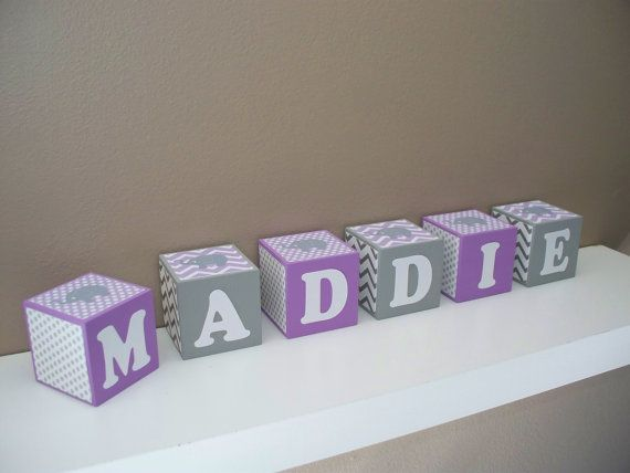Hey, I found this really awesome Etsy listing at https://www.etsy.com/listing/201501103/elephant-nursery-decor-name-block-light