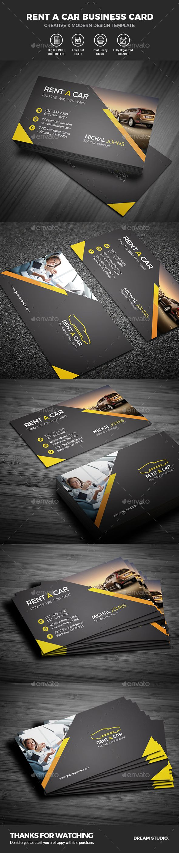 9360 best business card design images on pinterest advertising rent a car business card business cards print templates download here https magicingreecefo Images