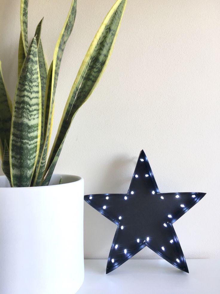 Haz esta estrella con luces en pocos pasos! Navidad nórdica/escandinava