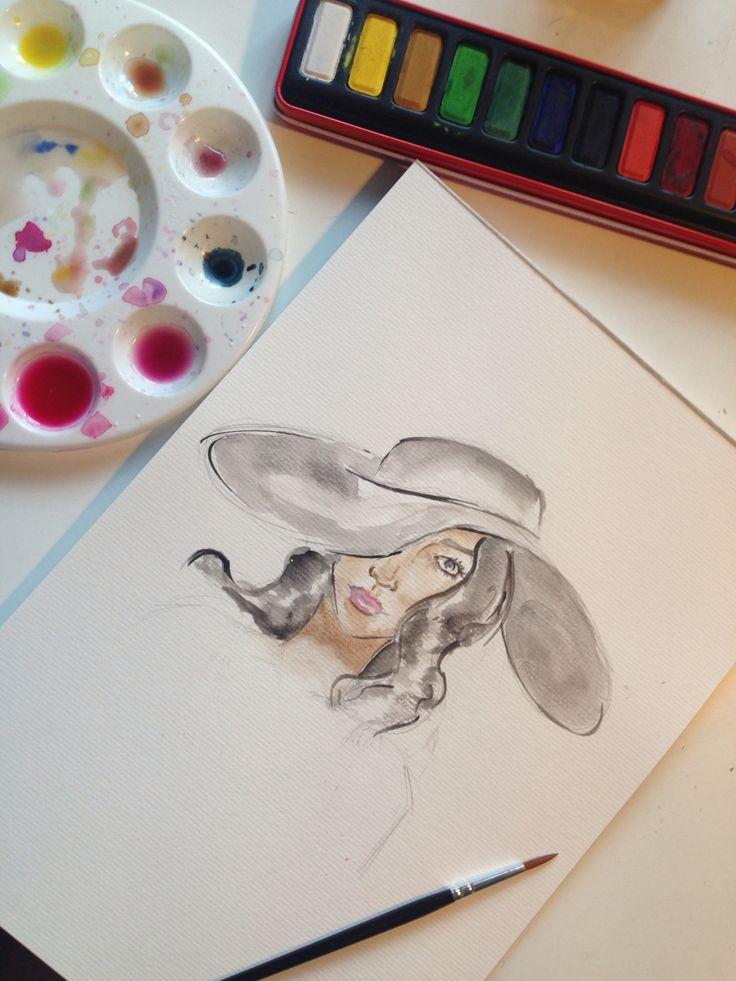 Watercolour   2015