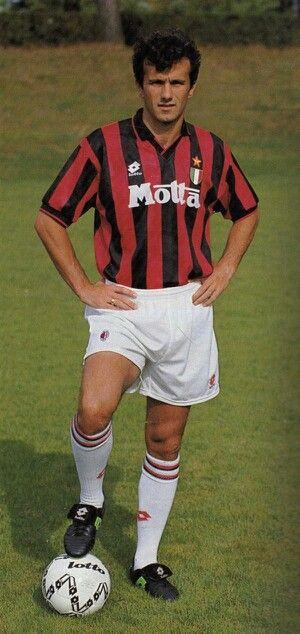 What A Player !!!  Dejan Savicevic, AC Milan (1992–1998, 97 apps, 20 goals)