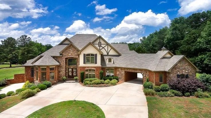 Shaq Purchases A Mansion In Mcdonough Georgia Beautiful
