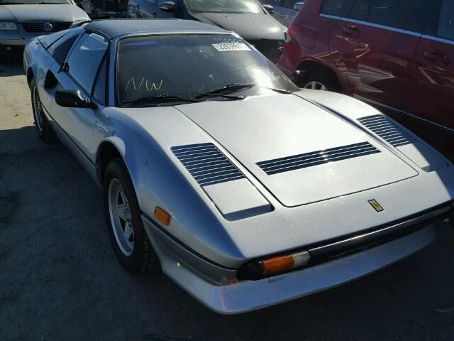 Salvage Ferrari All Models Cars for Sale And Auction   | ZFFLA13B000053521