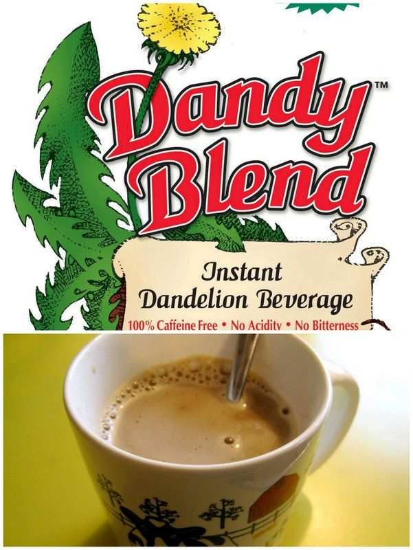 Desktop26 | Dandyblend: A Dandy Coffee Substitute. Doesn't sound amazing, but it's the best-tasting coffee substitute I've had. Delicious!