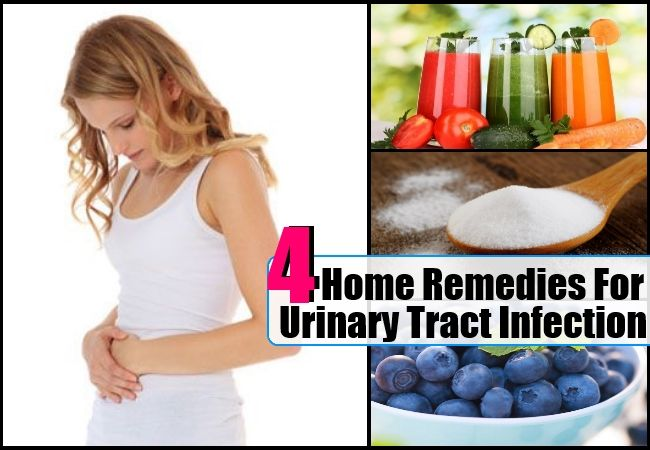 how to get rid of uti naturally fast