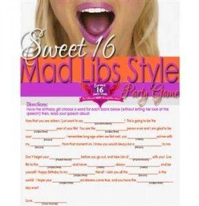 Sweet 16 Games Online