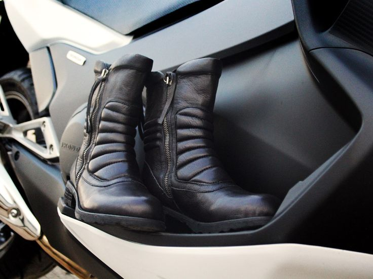 A/W 2014-15 #keepfred #fred #boots #shoes #outfit #style #fashion #biker #collection #black #leather