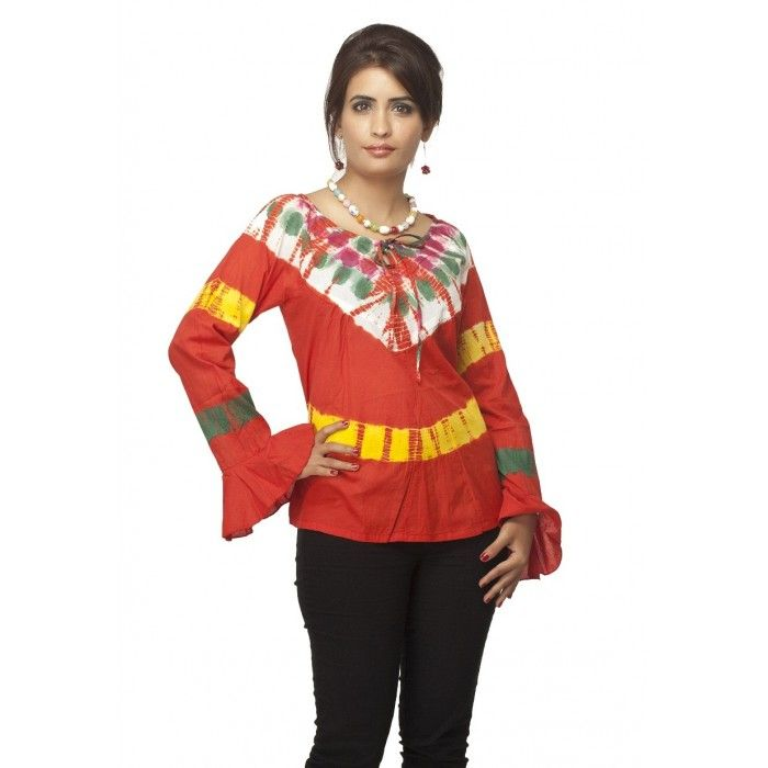 Royale Red Tunic | High5Store.com