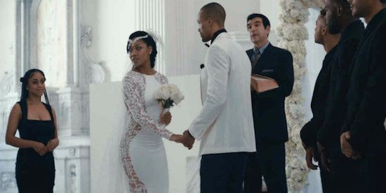 Music Video Wale Ft Usher The Matrimony Wedding Dresses Dream