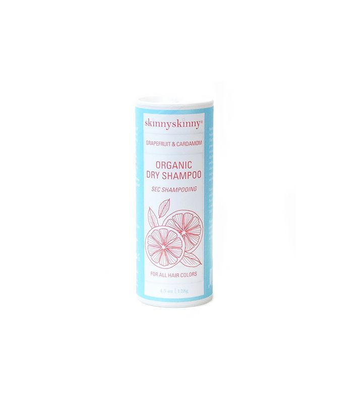 Skinny Skinny Organics Rose and Black Pepper Organic Dry Shampoo Editors' Picks: The Best Natural Dry Shampoos via @ByrdieBeautyUK