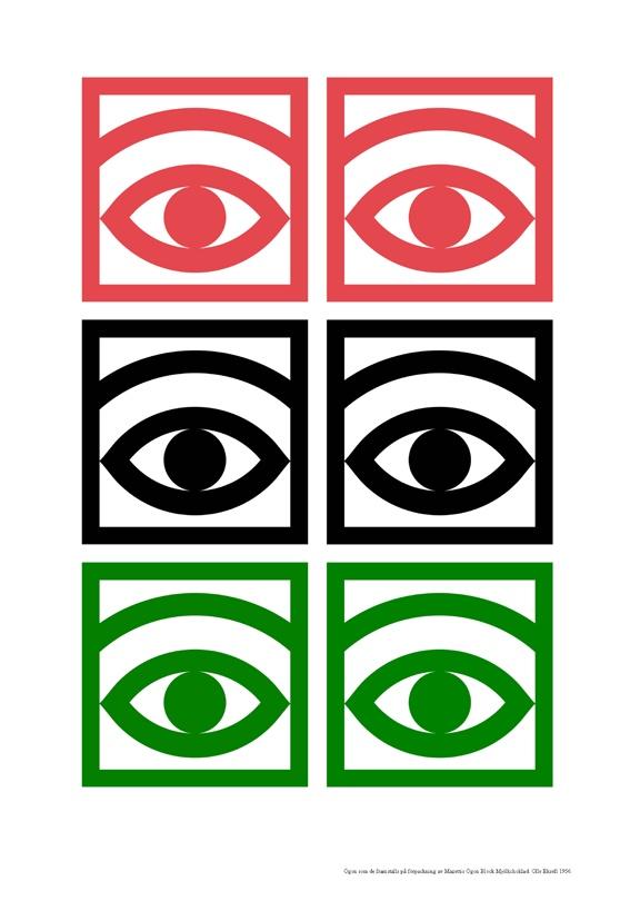 Ögonkakaoaffisch