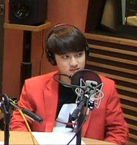 [Part 1/2] Sunny's FM Date 150410 :  Kaisoo jealousy ft. D.O. (2/2)